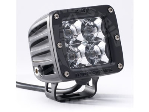 Rigid - 2x2 PRO LED Lights (white spot - pair)