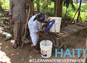 Helping 3.16 Million Haitians with Clean Water, One Person at a Time