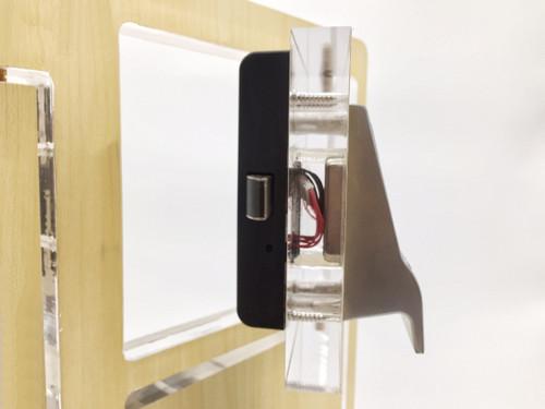 Fingerprint / Biometric Cabinet Lock With Pull ...