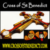 NEW! Trinity  Benedictine Crucifix with Lady of Undoer of Knots