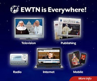 Watch us at Home with Jim and Joy EWTN 2 pm ET