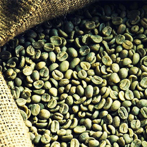 Unroasted, Green Bean Coffee