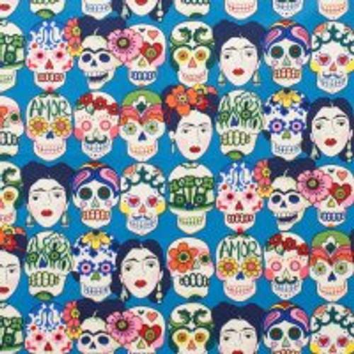 Knitted version of gotas de amor cotton;