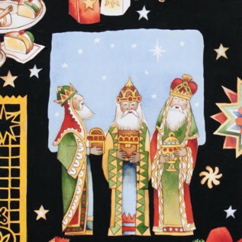 Los Tres Reyes / Black