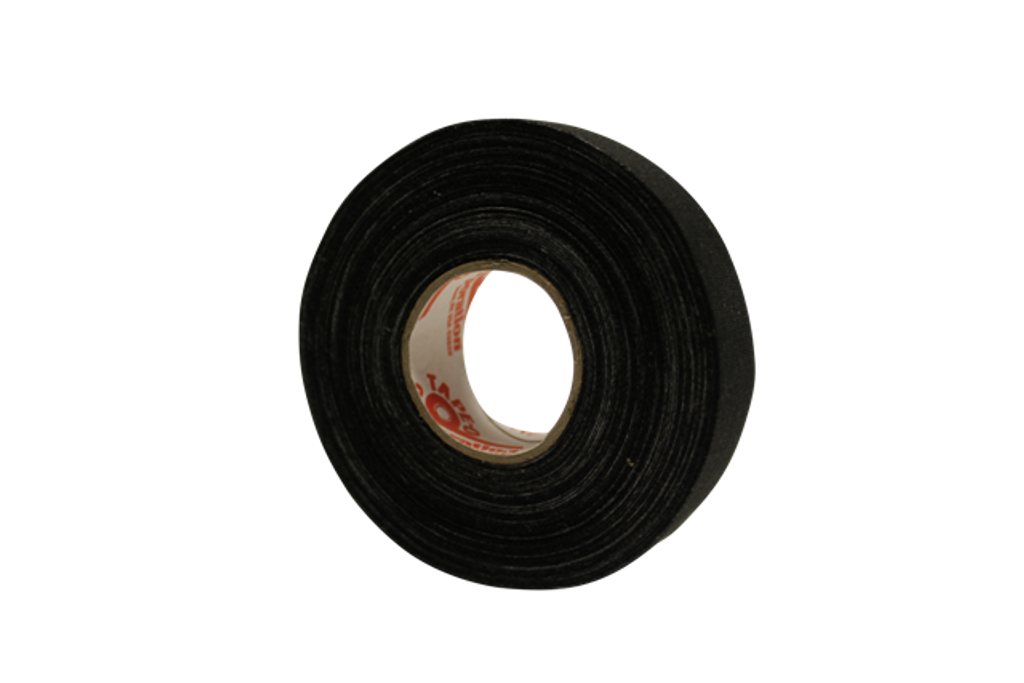 Black Cloth Hockey Tape - Bison Hockey Sticks