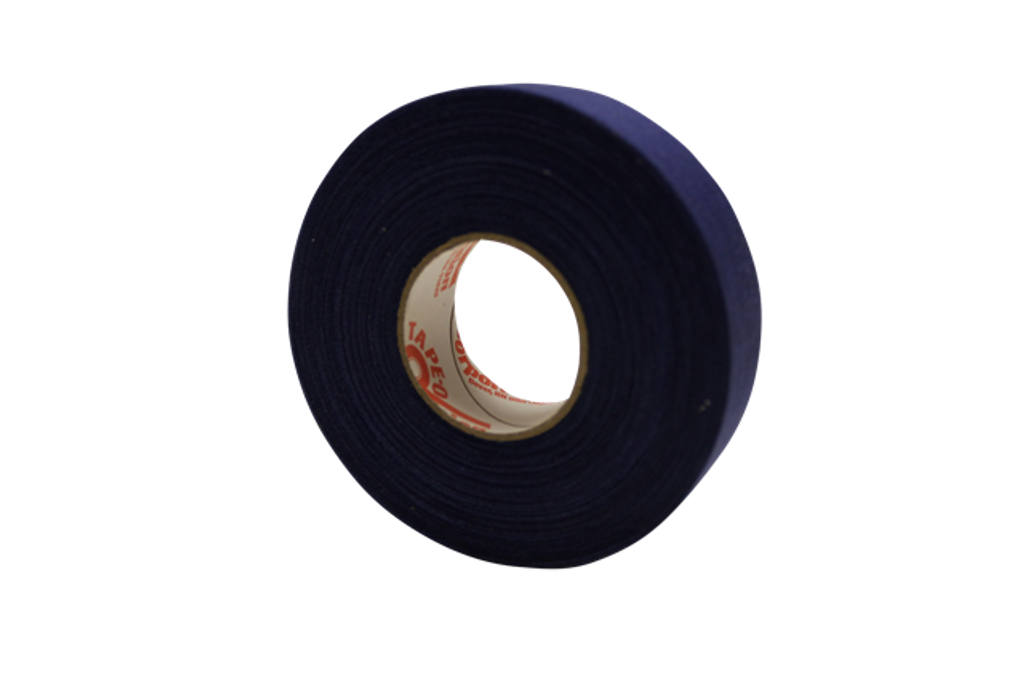 Blue Cloth Hockey Tape - Bison Hockey Sticks