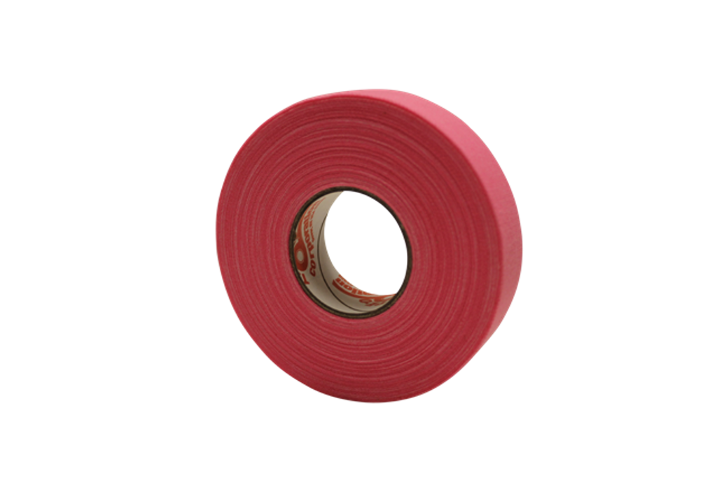 Pink Cloth Hockey Tape - Bison Hockey Sticks