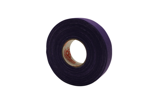 Purple Cloth Hockey Tape - Bison Hockey Sticks