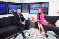 NewLeaf Home Medical interview segment on Modern Living with kathy ireland