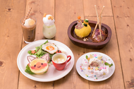 """Capcom Cafe x """"Monster Hunter MofuMofu World"""", the collaboration menu is released to the public!"""