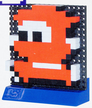 RARE! Ninja Jajamaru Kun A Dots .S Puzzle Pin Panel Toy Taito JAPAN FAMICOM