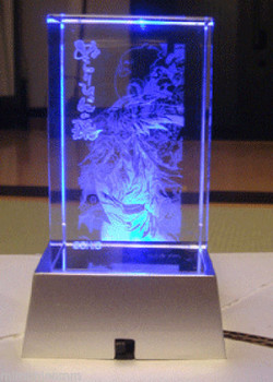 Nurarihyon no Mago Crystal  Decoration LED Light Jump Limited JAPAN ANIME MANGA