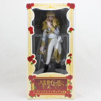 The Rose of Versailles Lady Oscar Premium Figure Silver Ver. SEGA ANIME MANGA