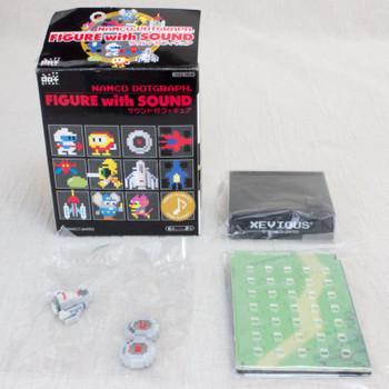 Namco Dotgraphics Xevious Figure with Game Sound JAPAN FAMICOM