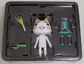Sony Cat Toro Revoltech Miku Hatsune ver. Figure Costume Series 5 Doko Demo Issyo JAPAN ANIME