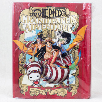 ONE PIECE Grand Paper Adventure 3D Pop-up Book JAPAN ANIME MANGA SHONEN JUMP