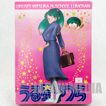 Urusei Yatsura High School Lum Plastic Model Kit Figure BANDAI JAPAN ANIME MANGA