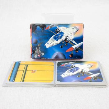 Retro! Famicom Mini Card Set Argus & The Legend of Kage JAPAN NES NINTENDO