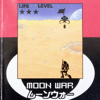 Game Center 80's MOON WAR Mini Game Epoch JAPAN