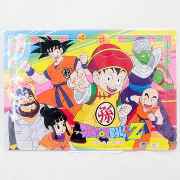 Retro Rare! Dragon Ball Z Jigsaw Puzzle 55pcs Showa Note JAPAN ANIME MANGA