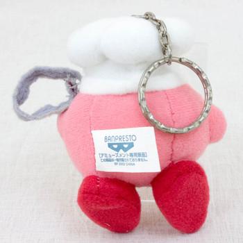 Retro Rare! Kirby Super Star Mini Plush Doll Key Chain NINTENDO JAPAN FIGURE 2