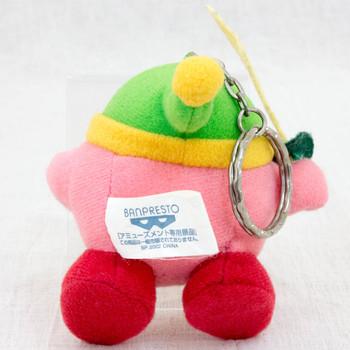 Retro Rare! Kirby Super Star Mini Plush Doll Key Chain NINTENDO JAPAN FIGURE 4