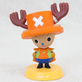Dragon Ball Z x ONE PIECE Chopper Man x Vegeta Bobble Head Figure JAPAN