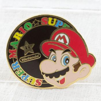 Club Nintendo Super Mario Bros. Pins Famicom NES NINTENDO JAPAN