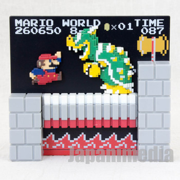 Super Mario Bros. Stage Figure 8-4 Nintendo Dotgraphics JAPAN NES FAMICOM