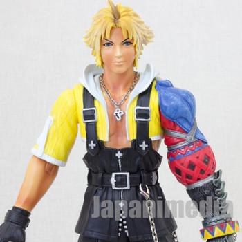 Final Fantasy X Tidus 1/6 Action Figure ARTFX Kotobukiya JAPAN SQUARE ENIX