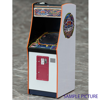 GALAGA Arcade Game Machine Collection Namco 1/12 Miniature Figure JAPAN