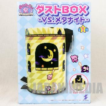 "Kirby Super Star 10"" Dust Box VS. Meta Knight Design SK JAPAN GAME NINTNEDO"