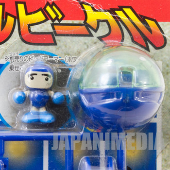 RARE! B-daman Bakusoden AV-03 Capsule Vehicle Road Falcon Blue Takara JAPAN