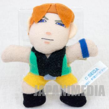 """Virtua Fighter 2 Lion Rafale 3.5"""" Mini Plush Doll SEGA 1995 JAPAN GAME 2"""
