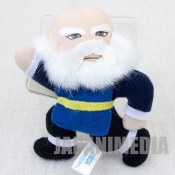 """Virtua Fighter 2 Shun Di 3.5"""" Mini Plush Doll SEGA 1995 JAPAN GAME 2"""