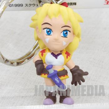 RARE! Chrono Cross Kid FIgure Keychain Banpresto JAPAN GAME