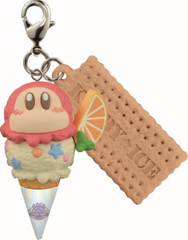 Kirby Super Star Figure Mascot Waddle Dee Ice Cream Series JAPAN GAME