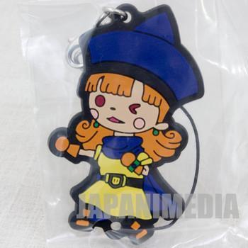 Dragon Quest Theatrhythm Rubber Charm Strap Alena JAPAN GAME WARRIOR