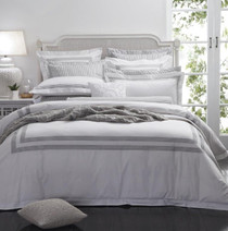 Private Collection Cambridge White King Bed Quilt Cover Set