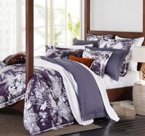 Florence Broadhurst Spring Floral Grape King Bed Quilt Cover Set