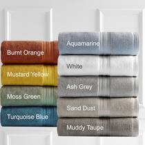 In 2 Linen Monarch Egyptian Cotton Towel Range