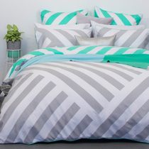 Bambury Kobi Queen Bed Quilt Cover Set
