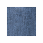 In 2 Linen Kent Knitted Throw Rug   Navy Blue