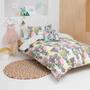 KAS Kids Billie Double Bed Quilt Cover Set
