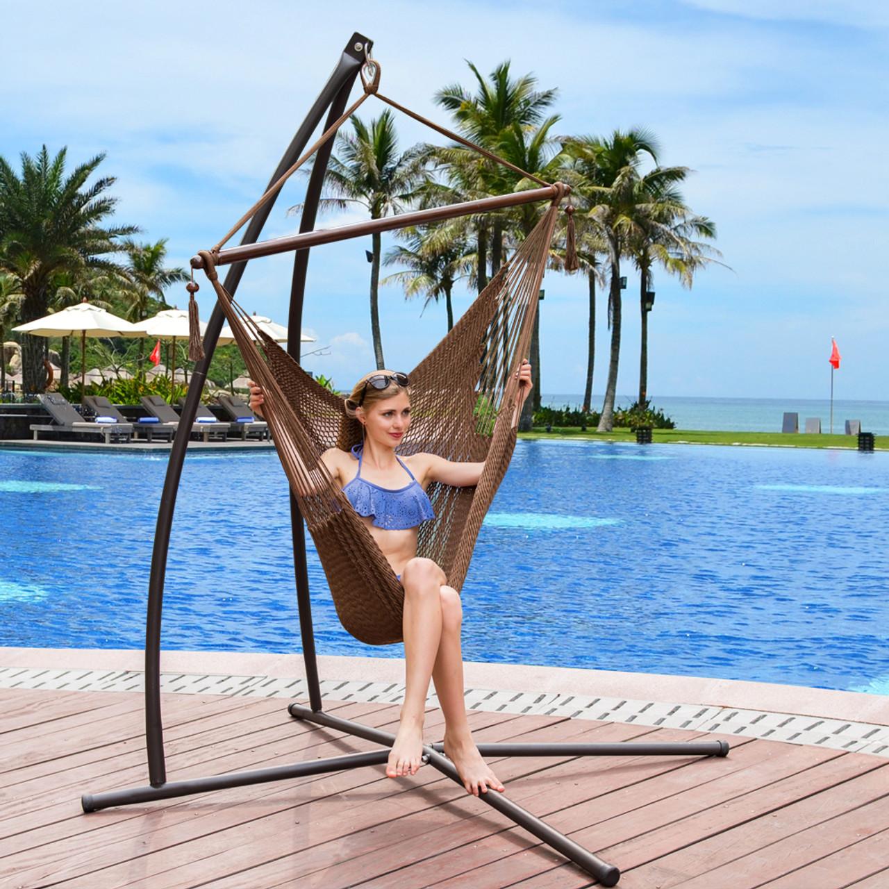 hammocks blue light master caribbean list hammock chair brands hayneedle