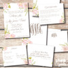 Bespoke Wedding Stationery Deposit // Custom Design and Print