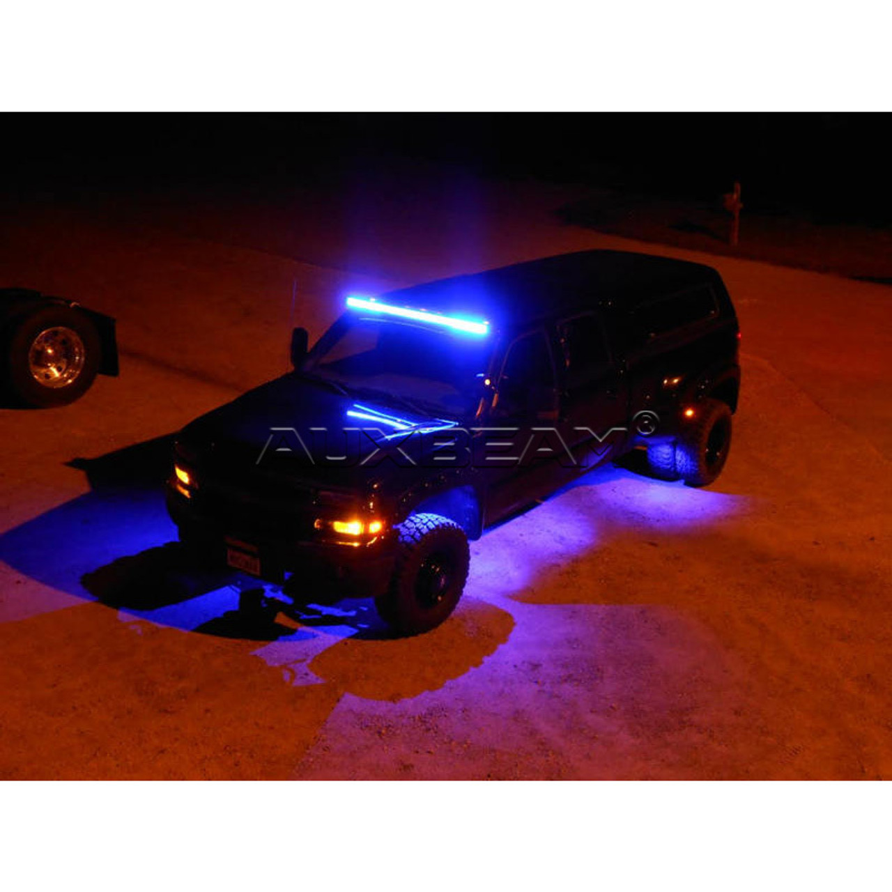 Auxbeam v series 22 120w combo curved rgb led light bar 5d auxbeam v series 22 120w combo curved rgb led light bar 5d projector aloadofball Gallery