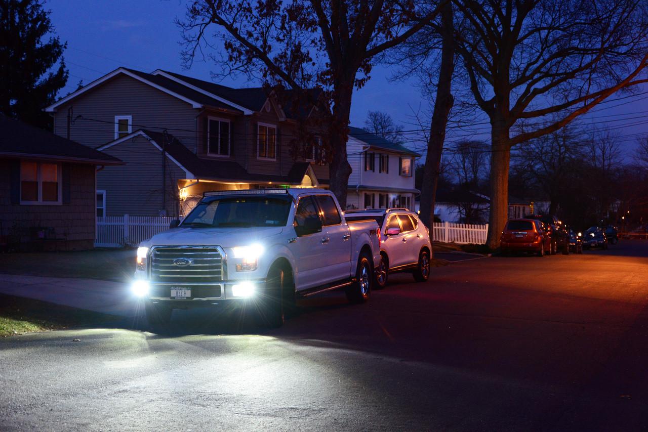 Crystalux Xhp Series Led Fog Light Bulbs  For Ford F