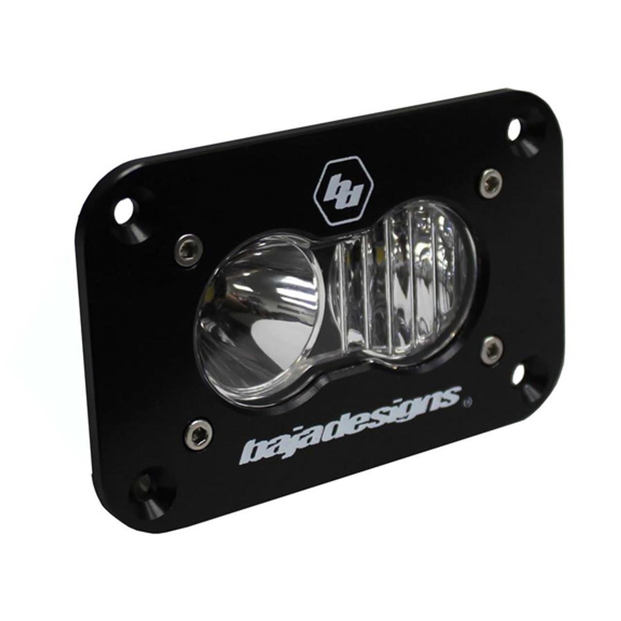 baja designs s2 sport flush mount led driving combo 4x4truckleds com