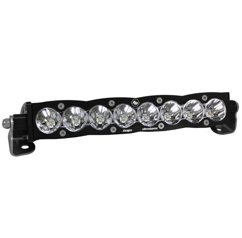 "Baja Designs S8, 10"" Work/Scene LED Light Bar"